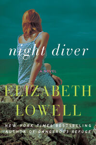 Ebook in inglese Night Diver Lowell, Elizabeth