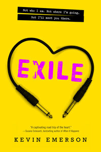 Ebook in inglese Exile Emerson, Kevin