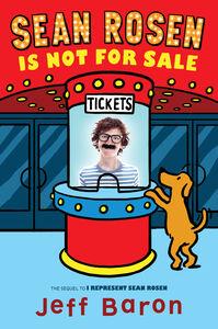 Foto Cover di Sean Rosen Is Not for Sale, Ebook inglese di Jeff Baron, edito da HarperCollins