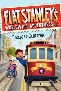 Foto Cover di Escape to California, Ebook inglese di Macky Pamintuan,Jeff Brown, edito da HarperCollins
