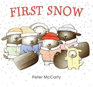 First Snow - Peter McCarty - cover