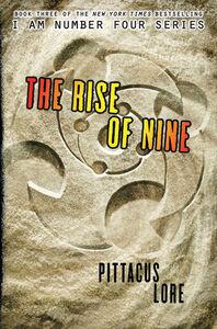 Foto Cover di The Rise of Nine, Ebook inglese di Pittacus Lore, edito da HarperCollins