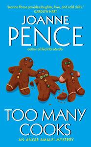 Foto Cover di Too Many Cooks, Ebook inglese di Joanne Pence, edito da HarperCollins