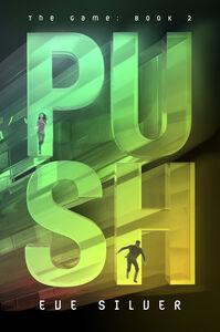 Foto Cover di Push, Ebook inglese di Eve Silver, edito da HarperCollins