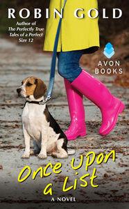 Foto Cover di Once Upon a List, Ebook inglese di Robin Gold, edito da HarperCollins