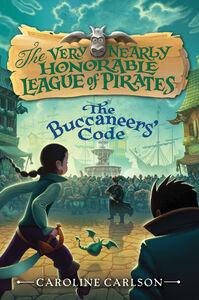 Foto Cover di The Buccaneers' Code, Ebook inglese di Caroline Carlson, edito da HarperCollins