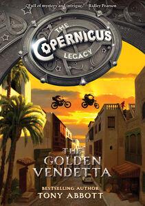 Foto Cover di The Golden Vendetta, Ebook inglese di Tony Abbott, edito da HarperCollins