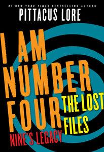 Foto Cover di Nine's Legacy, Ebook inglese di Pittacus Lore, edito da HarperCollins