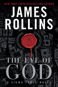 Foto Cover di The Eye of God, Ebook inglese di James Rollins, edito da HarperCollins