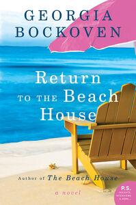 Foto Cover di Return to the Beach House, Ebook inglese di Georgia Bockoven, edito da HarperCollins