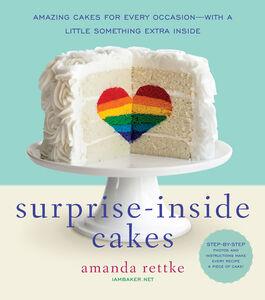 Ebook in inglese Surprise-Inside Cakes Rettke, Amanda