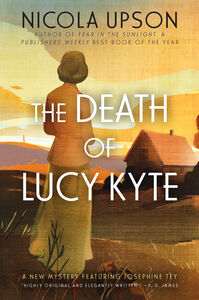 Ebook in inglese Death of Lucy Kyte Upson, Nicola
