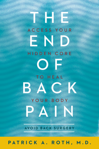 Ebook in inglese End of Back Pain Roth, Patrick