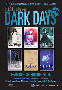 Ebook in inglese PitchDark: Dark Days of Winter Teen Sampler Variou, arious
