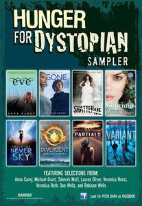 Foto Cover di Hunger for Dystopian Teen Sampler, Ebook inglese di Various, edito da HarperCollins