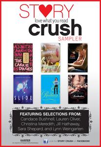 Ebook in inglese Story Crush Teen Sampler Variou, arious
