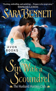 Foto Cover di Sin With a Scoundrel, Ebook inglese di Sara Bennett, edito da HarperCollins