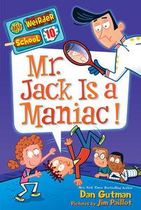 Foto Cover di Mr. Jack Is a Maniac!, Ebook inglese di Jim Paillot,Dan Gutman, edito da HarperCollins
