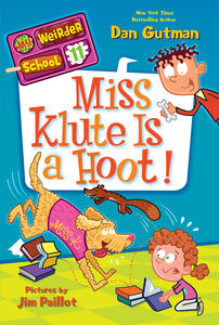 Ebook in inglese My Weirder School #11: Miss Klute Is a Hoot! Gutman, Dan