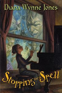 Foto Cover di Stopping for a Spell, Ebook inglese di Diana Wynne Jones, edito da HarperCollins
