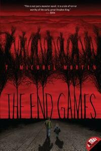 The End Games - T. Martin - cover