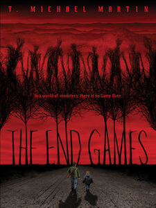 Foto Cover di The End Games, Ebook inglese di T. Michael Martin, edito da HarperCollins
