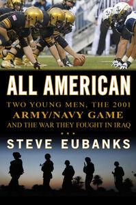 Foto Cover di All American, Ebook inglese di Steve Eubanks, edito da HarperCollins