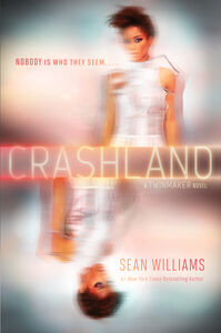 Foto Cover di Crashland, Ebook inglese di Sean Williams, edito da HarperCollins