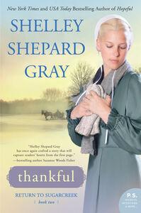 Foto Cover di Thankful, Ebook inglese di Shelley Shepard Gray, edito da HarperCollins