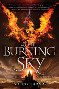 Foto Cover di The Burning Sky, Ebook inglese di Sherry Thomas, edito da HarperCollins