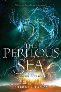 Foto Cover di The Perilous Sea, Ebook inglese di Sherry Thomas, edito da HarperCollins