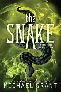Foto Cover di Snake, Ebook inglese di Michael Grant, edito da HarperCollins