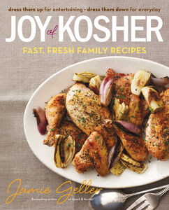 Foto Cover di Joy of Kosher, Ebook inglese di Jamie Geller, edito da HarperCollins