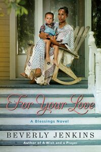 Foto Cover di For Your Love, Ebook inglese di Beverly Jenkins, edito da HarperCollins