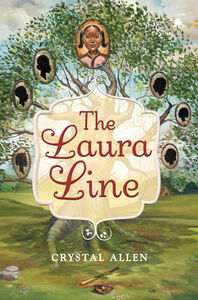 Foto Cover di The Laura Line, Ebook inglese di Crystal Allen, edito da HarperCollins