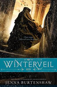Foto Cover di Winterveil, Ebook inglese di Jenna Burtenshaw, edito da HarperCollins