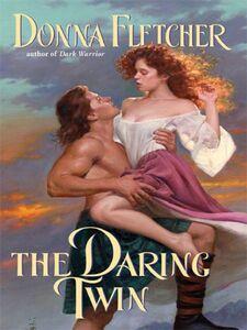 Foto Cover di The Daring Twin, Ebook inglese di Donna Fletcher, edito da HarperCollins