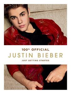 Foto Cover di Justin Bieber, Ebook inglese di Justin Bieber, edito da HarperCollins