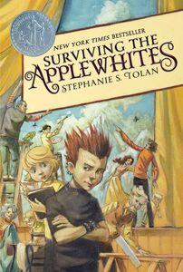 Foto Cover di Surviving the Applewhites, Ebook inglese di Stephanie S. Tolan, edito da HarperCollins