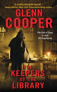 Foto Cover di The Keepers of the Library, Ebook inglese di Glenn Cooper, edito da HarperCollins