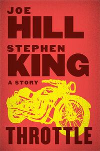 Foto Cover di Throttle, Ebook inglese di Joe Hill,Stephen King, edito da HarperCollins