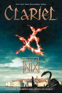 Ebook in inglese Clariel Nix, Garth