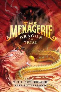 Foto Cover di Dragon on Trial, Ebook inglese di Kari Sutherland,Tui T. Sutherland, edito da HarperCollins