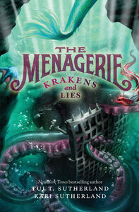 Foto Cover di Krakens and Lies, Ebook inglese di Kari H. Sutherland,Tui T. Sutherland, edito da HarperCollins