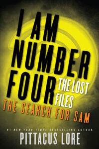 Foto Cover di The Search for Sam, Ebook inglese di Pittacus Lore, edito da HarperCollins