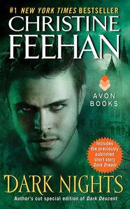 Foto Cover di Dark Nights, Ebook inglese di Christine Feehan, edito da HarperCollins