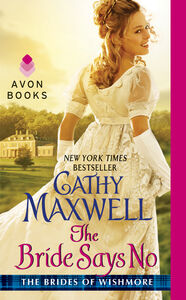 Foto Cover di The Bride Says No, Ebook inglese di Cathy Maxwell, edito da HarperCollins
