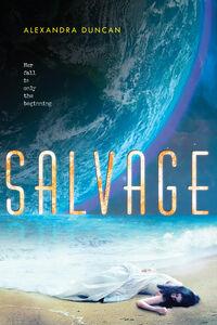 Foto Cover di Salvage, Ebook inglese di Alexandra Duncan, edito da HarperCollins