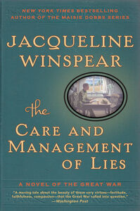 Ebook in inglese Care and Management of Lies Winspear, Jacqueline