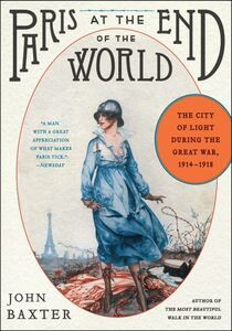 Ebook in inglese Paris at the End of the World Baxter, John